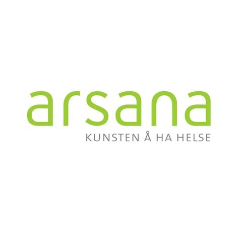 Arsana HMS-rådgivere og bedriftshelsetjeneste logo