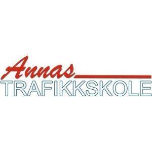 Annas Trafikkskole logo