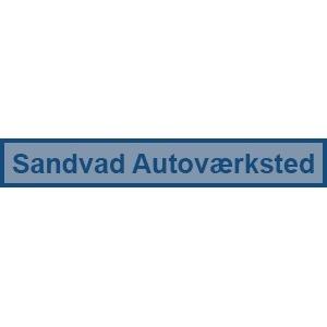 Sandvad Autoværksted v/K Andersen logo