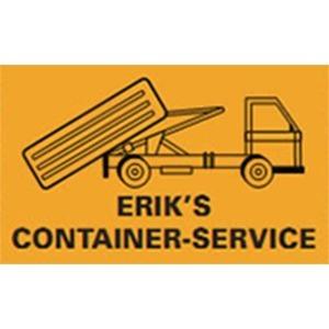 Erik's Container-Service logo