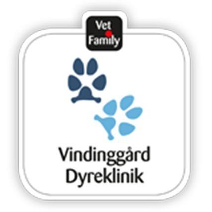 Vindinggård Dyreklinik ApS logo