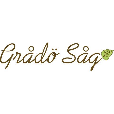 Grådö Såg AB logo