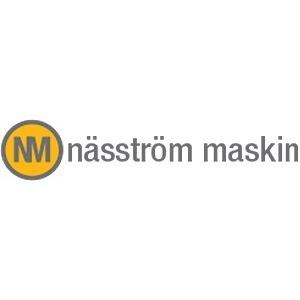 L-E Näsström Maskin AB logo