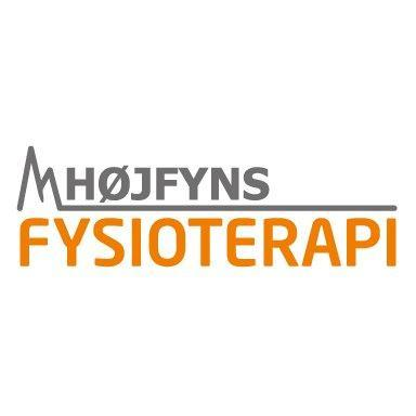Højfyns Fysioterapi logo