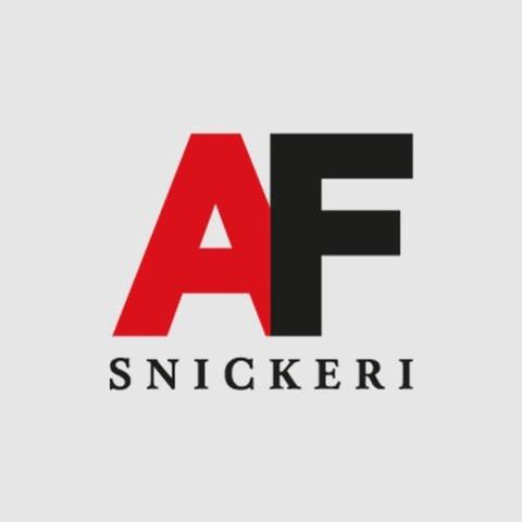 AF Snickeri AB I Trappor I Kök I Garderob logo