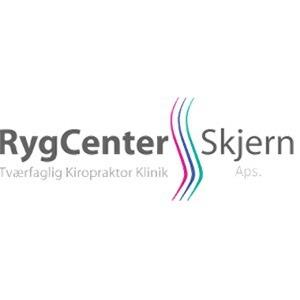 Rygcenter Skjern, Tværfaglig Kiropraktor Klinik ApS logo
