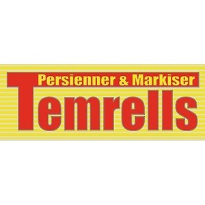 Temrells Persienner & Markiser logo