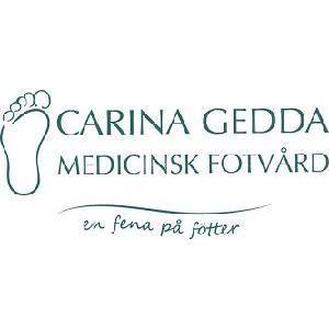 Carina Gedda Medicinsk Fotvård logo