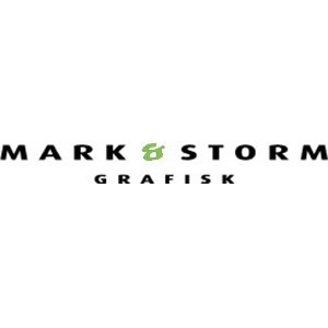 Mark & Storm Grafisk A/S logo