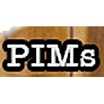 Pims massage logo