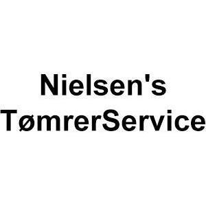 Nielsen's TømrerService logo