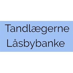Tandklinikken Låsbybanke Solveig S.Hansen & Peter Gravgaard logo