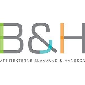 Arkitekterne Blaavand & Hansson A/S logo