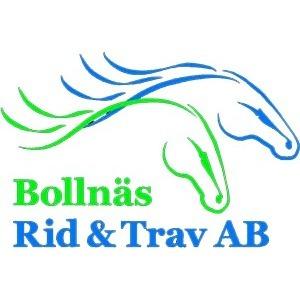 Bollnäs Rid & Trav, AB logo