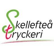 Skellefteå Tryckeri AB logo