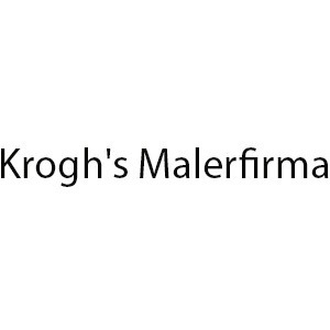 Krogh's Malerfirma logo