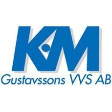 K & M Gustavssons VVS AB logo