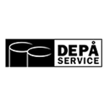 Depåservice AB logo