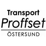Transportproffset i Östersund logo