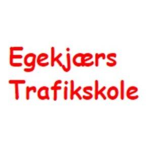 Egekjærs Trafikskole logo