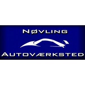 Nøvling Autoværksted logo