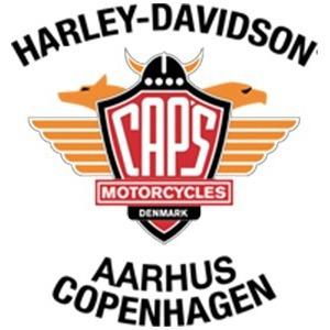 Caps Harley-Davidson Copenhagen A/S logo