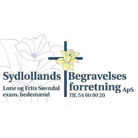 Sydlollands Begravelsesforretning ApS v/ Lone og Frits Søvndal logo