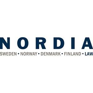 Advokatfirman NORDIA Göteborg logo