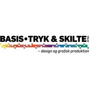 Basis-Tryk & Skilte ApS logo