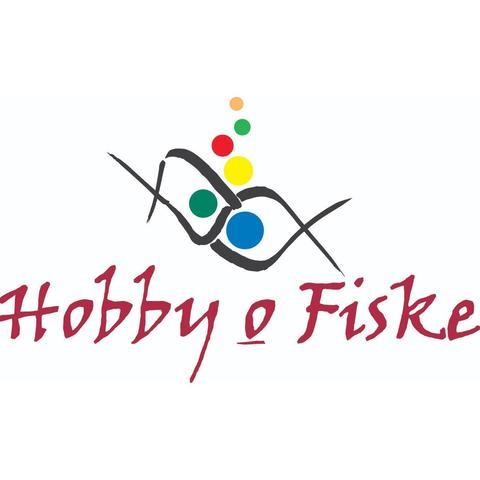 Hobby o. Fiske i Oskarshamn logo