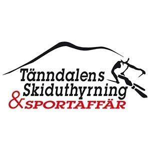 Tänndalens Skiduthyrning logo