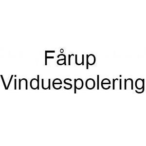 Fårup Vinduespolering logo