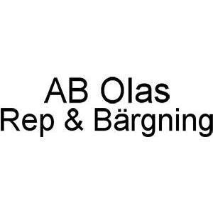 Olas Rep & Bärgning logo