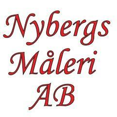 Nybergs Måleri AB logo