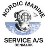 Nordic Marine Service A/S logo