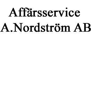 Affärsservice A.Nordström AB logo