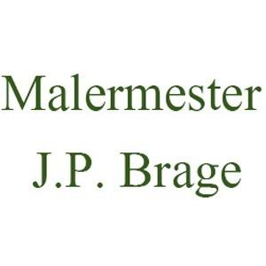 Malermester J.P. Brage logo