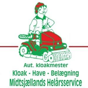 Midtsjællands Helårsservice logo