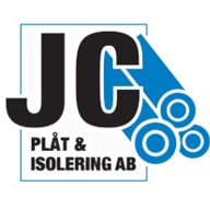 JC Plåt & Isolering AB logo