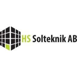 HS Solteknik AB logo