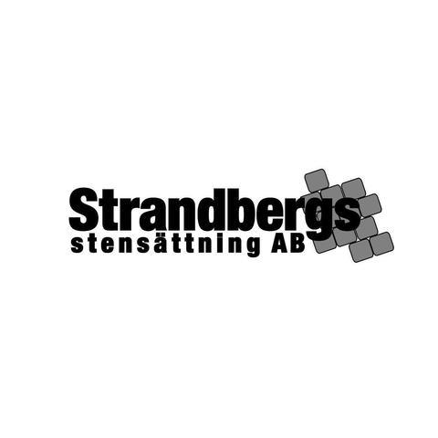Strandbergs Stensättning AB logo