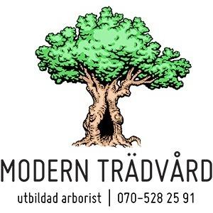 Modern Trädvård logo