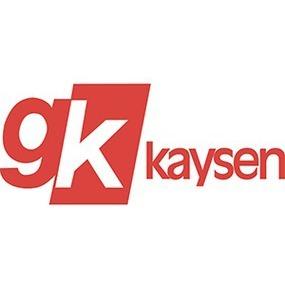 GK Kaysen logo