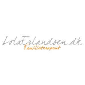 Familieterapeut Lola Erlandsen logo