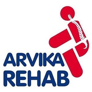 Arvika Rehab logo