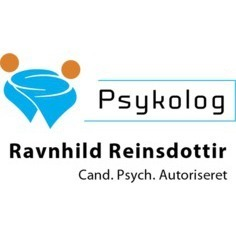 Psykolog Ravnhild Reinsdottir logo