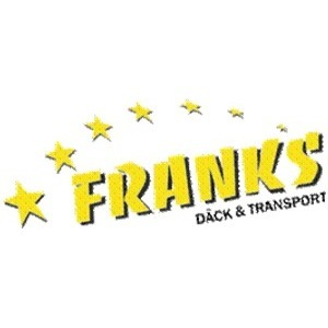 Franks Däck & Transport AB logo