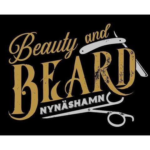 Beauty and Beard Nynäshamn logo