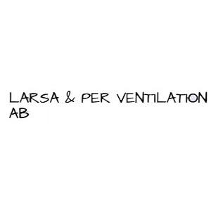 Larsa & Per Ventilation AB logo