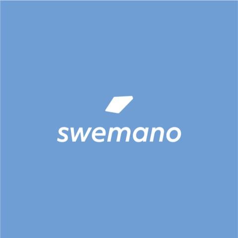 Swemano, AB logo